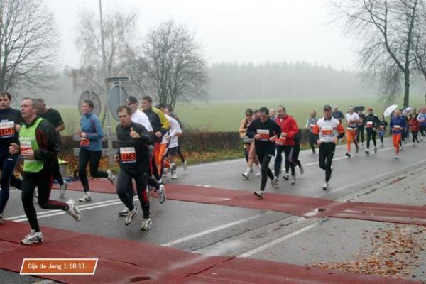 Zevenheuvelenloop Nijmegen 2003