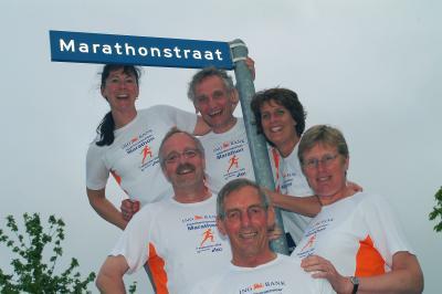 Marathongroep oude samenstelling
